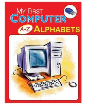 Computer A to Z Alphabets - English