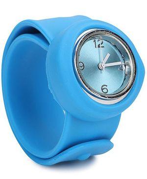 Analog Wrist Watch - Blue