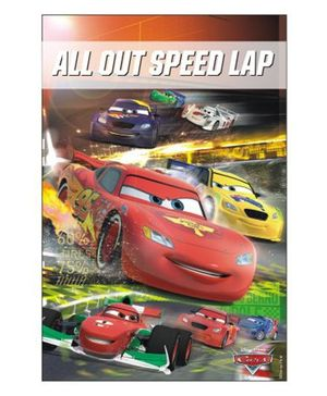 Disney Pixar Cars Vertical Banner 03 - Multi color