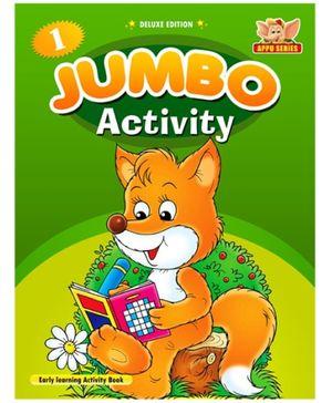 Jumbo Activity Book - 1