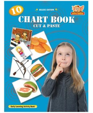 Chart Book Cut and Paste Book – 10