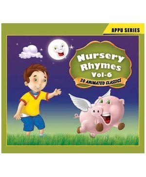 Appu Series Rhymes - Volume 6