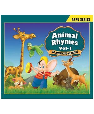 Appu's Animal Rhymes Vol 1