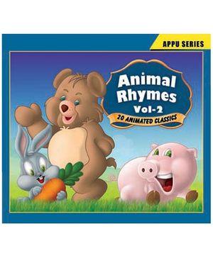 Appu's Animal Rhymes Vol.2
