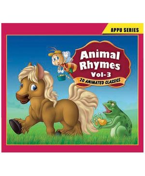 Appu's Animal Rhymes Vol.3