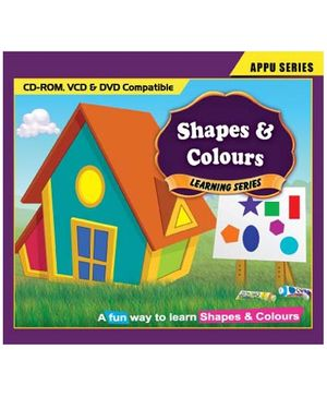 Learning Series - Shapes and Colours