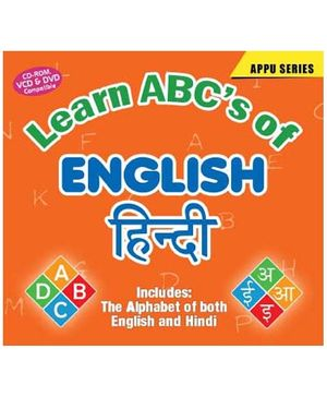 Learn ABC's of English And Hindi