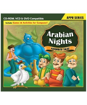 Appu's Favourite Tales From Arabian Nights