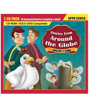Stories From Around The Globe - 2 Cd Pack