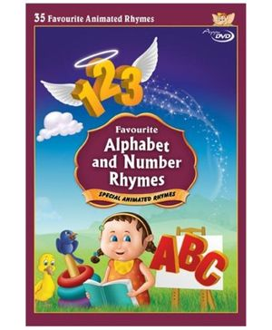 Favourite Alphabet And Number Rhymes