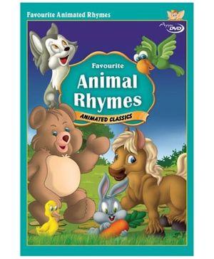 Favourite Animal Rhymes