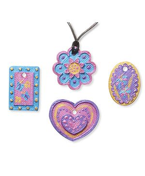 Melissa & Doug Decorate Your Own Pendant Jewelry