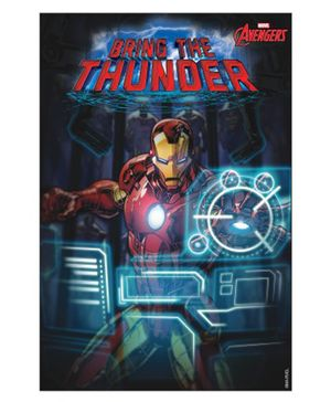 Marvel Avengers Vertical Banner 02 - Multicolour
