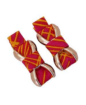 Yashasvi Hair Clip Bow Style -