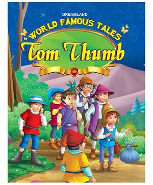 World Famous Tales Tom Thumb - English