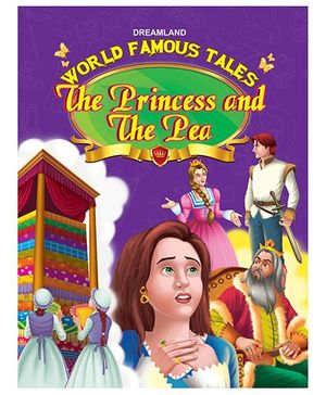 World Famous Tales The Princess and The Pea - English