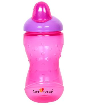 1st Step Baby Sipper Pink - 350 ml