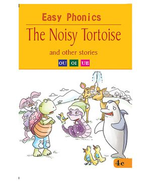 The Noisy Tortoise And Other Stories - English