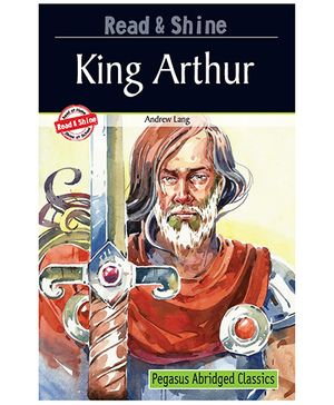 King Arthur Story Book - English