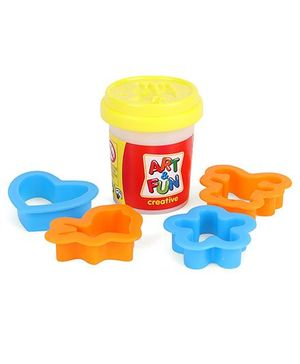 Art & Fun Doughpot With Moulds