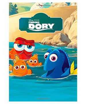 Disney Pixar Finding Dory - English