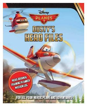 Disney Planes Fire & Rescue Dusty's Hero - English