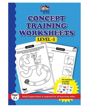 Concept Training Worksheets - English