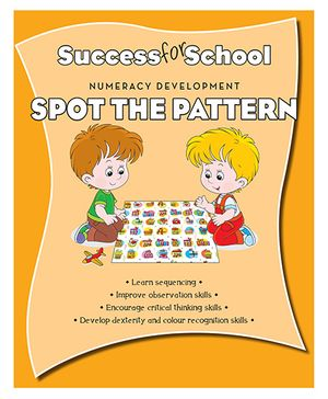 Success For School Spot The Pattern - English