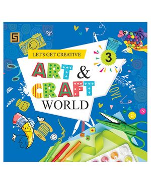 Art & Craft World 3 - English