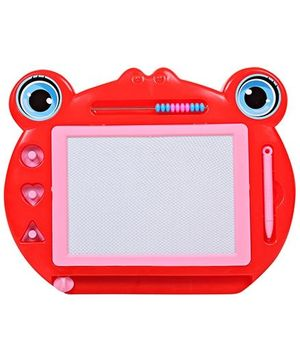 Frog Drawing Magical Slate - Red