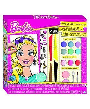 Fashion Angels Barbie Make Up Artist Kit - Pink