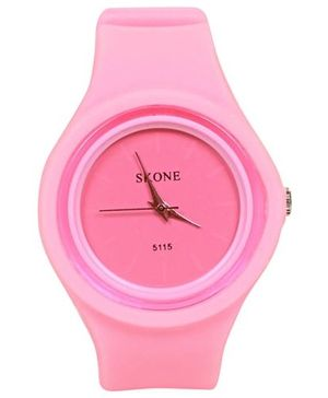 Fab N Funky - Round Shaped Baby Watch