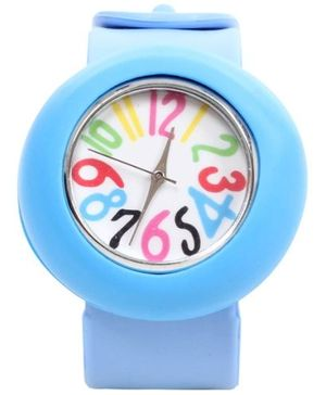 Round Shaped Watch