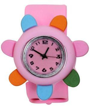 Flower Design Watch
