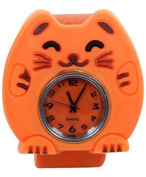 Cat Design Watch