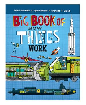 Big Book of How Things Work - English