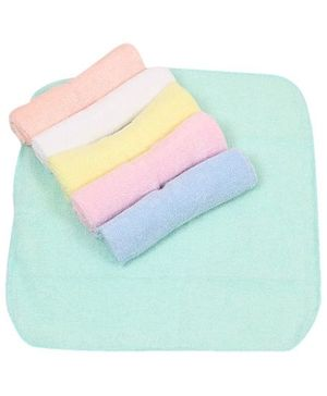Babyhug Wash Cloths - Set Of 6
