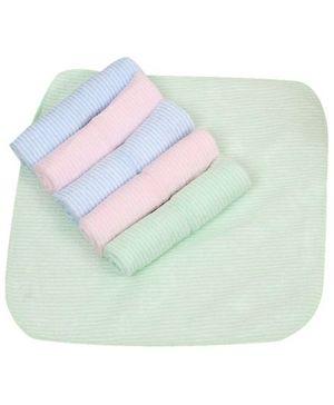 Babyhug Wash Cloths - Set Of 6
