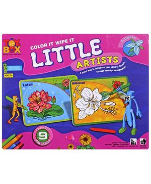 Toysbox - Flower Little Artists