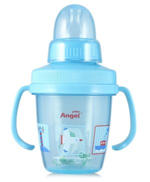 Stony Angel 2 Steps Training Cup 150 ml Blue
