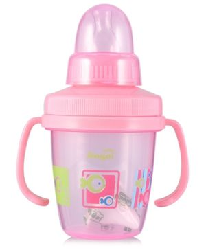 Stony Angel 2 Steps Training Cup 150 ml Pink
