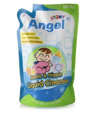 Angel Stony - Bottle and Nipple Cleanser 500