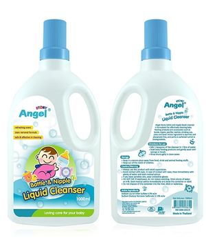 Angel Stony - Bottle and Nipple Liquid Cleanser