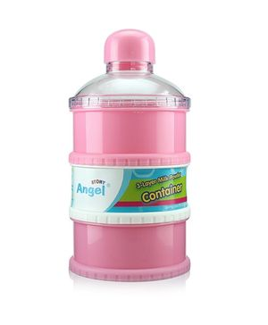 Angel Stony 3 - Layer Milk Powder Container