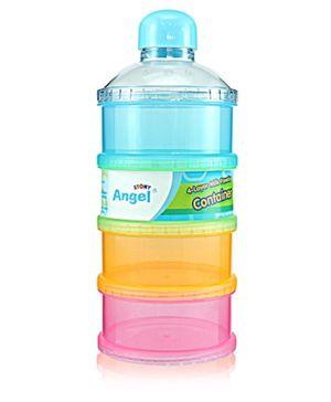 Angel Stony 4 Layer Milk Powder Container