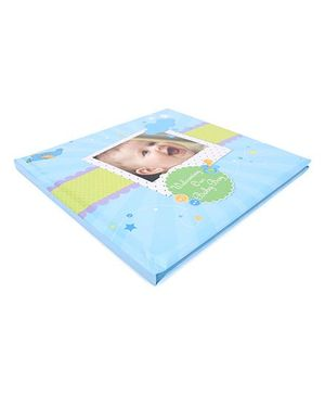 Archies Baby Record Book - Blue