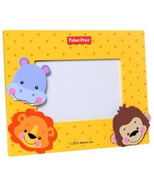 Fisher Price Wooden Photo Frame - Animals