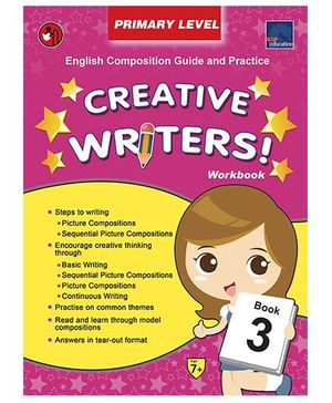 SAP Creative Writers Workbook 3 - English