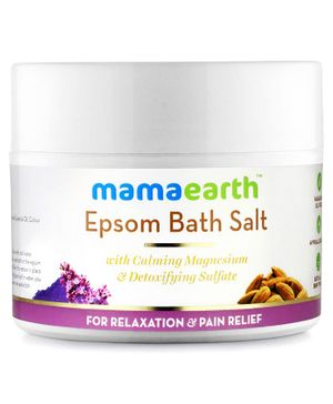 mamaearth Epsom Bath Salt - 200 gm
