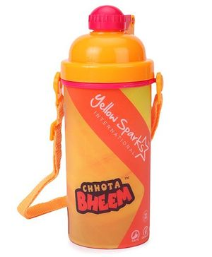 Chhota Bheem Sipper Bottle Yellow - 600 ml